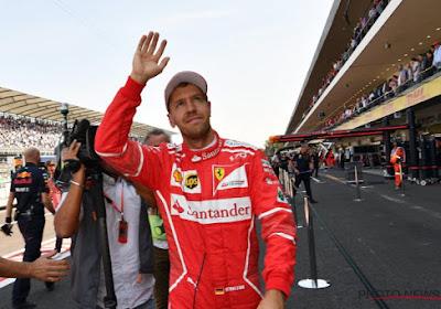 """Sebastien Vettel : """"Pour Ferrari, c'est un circuit qui compte beaucoup"""""""