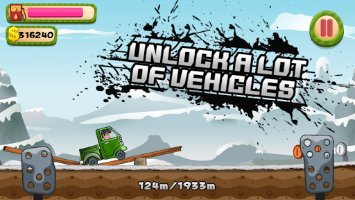 Hill Racing u2013 Offroad Hill Adventure game 1.1 screenshots 4