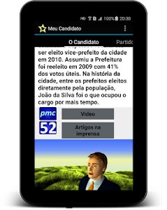 Meu Candidato screenshot 6