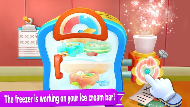 Ice Cream Bar Factory
