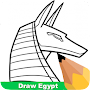 How To Draw Egypt APK icon