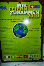 Photo: Integrationfest im Kirchgemeindehaus Pratteln