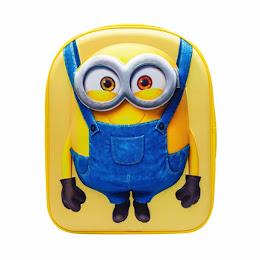 Ghiozdan 3D Minion pentru copii