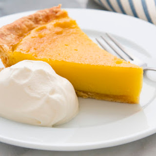 How to Make Egg Pie (Filipino-Style Custard Pie).