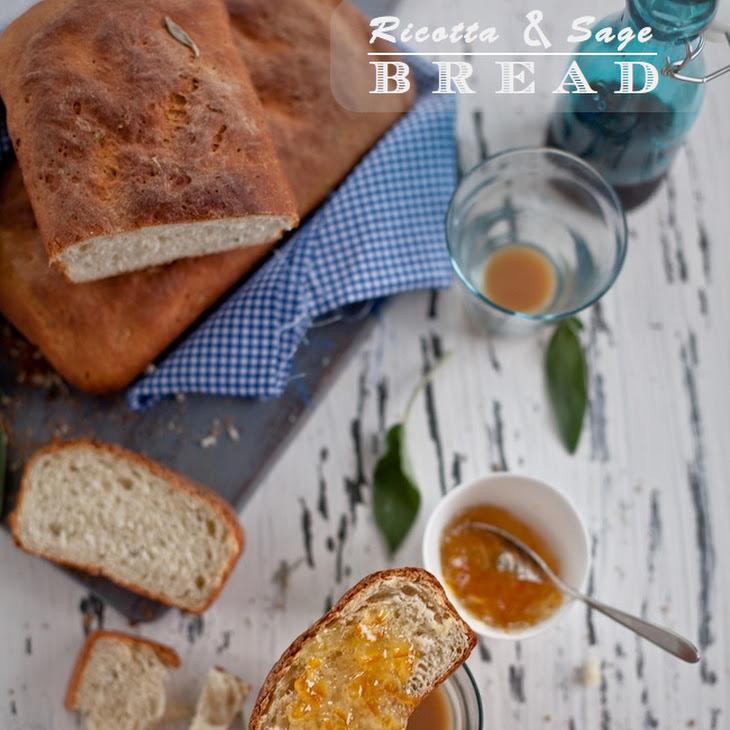 Ricotta and Sage Bread Recipe