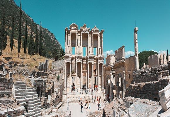 شهر  تاریخی افسس