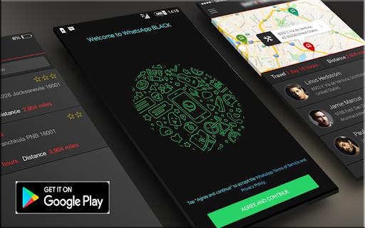 WA Black App for PC