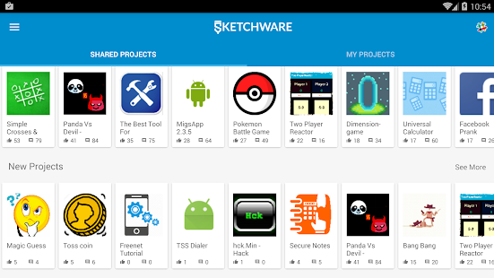 Create Your Own Apps Android Apps On Google Play