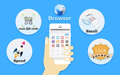Browser 2.1 screenshots 1