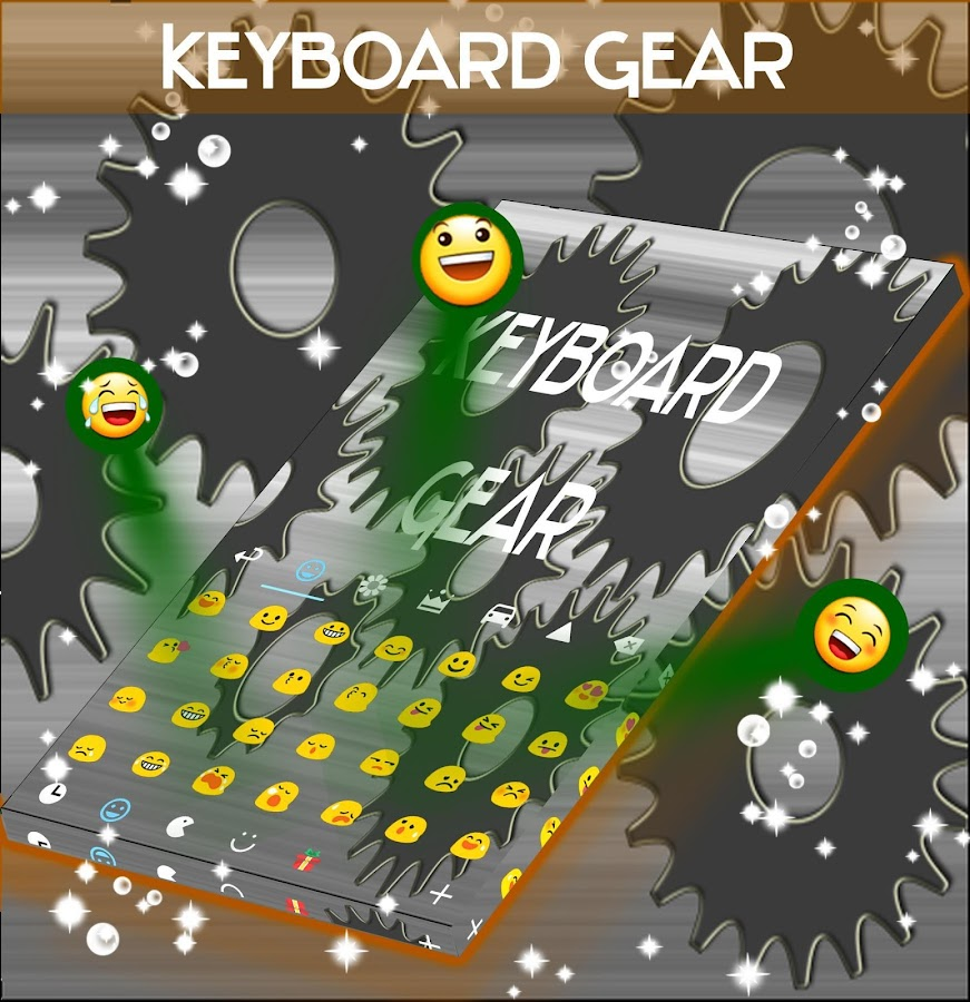Gear Keyboard- screenshot