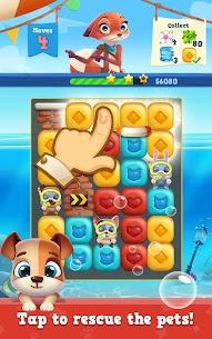 Pet Rescue Puzzle Saga 7