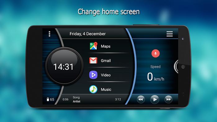 Car Launcher Pro- screenshot