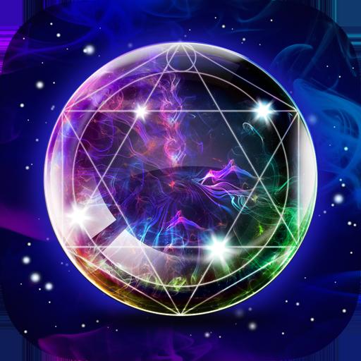 Magic Crystal Ball Oracle