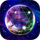 Magic Crystal Ball Oracle
