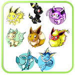 Emoji Stickers for Pokemon Icon