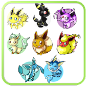 Emoji Stickers for Pokemon