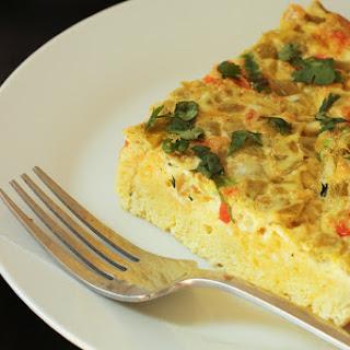 Southwestern Oven Omelet