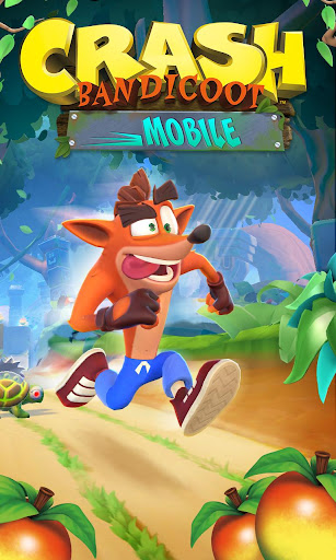 Crash Bandicoot Mobile 5