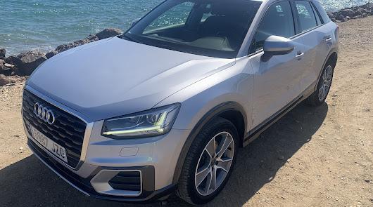 Grupo Playcar dispone en su stock de este espectacular Audi Q2