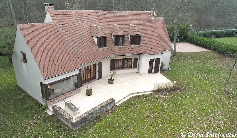 Property with garden Germigny-l'Evêque