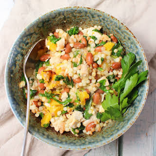 Couscous with Chicken and Vegetables.