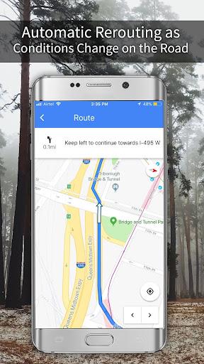 GPS, Maps, Navigations, Directions & Live Traffic 1.39.0 screenshots 4