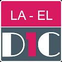 Latin - Greek Dictionary & translator (Dic1) icon