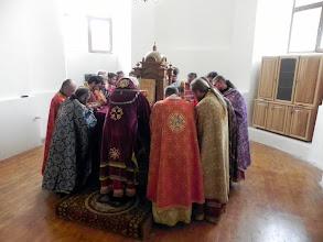 Photo: Молитва перед причастям