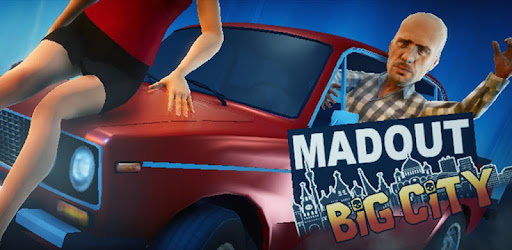 MadOut2 BigCityOnline Mod Apk 10.07 (Unlimited money)