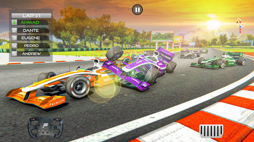 Car Racing Game : Real Formula Racing Motorsport 1.8 screenshots 2