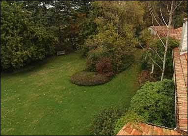 Kiloren, Crookwell, NSW- Garden View from Roof