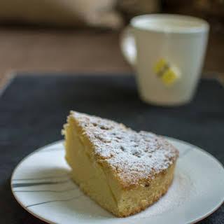 Vanilla Tea Cake.