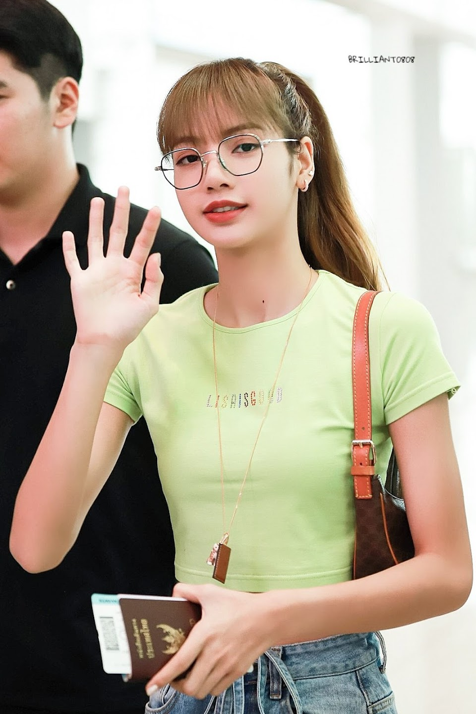 glasses lisa