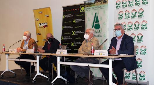 El sector agrario andaluz inicia un período de movilizaciones contra la PAC