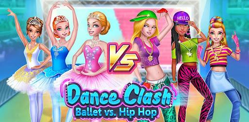 Dance Clash : ballet - hip-hop