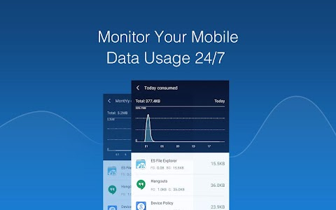 CM Data Manager - Data Usage v2.5.0