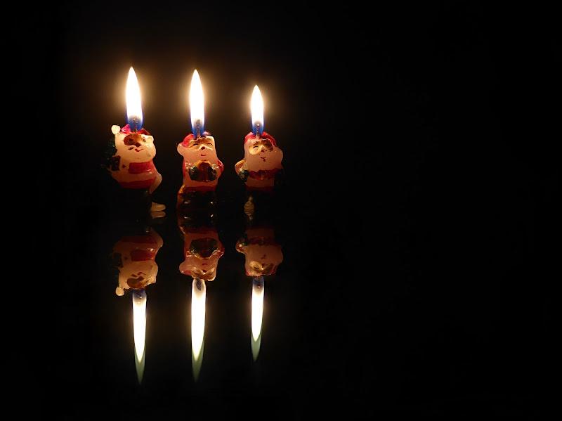 Luminoso trio di Dariagufo