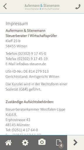 AS-Steuern screenshot 5