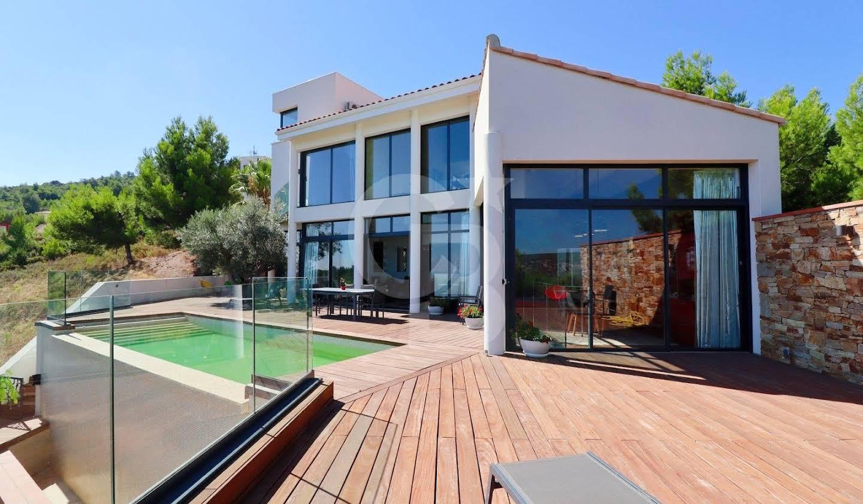 Villa avec piscine Leucate
