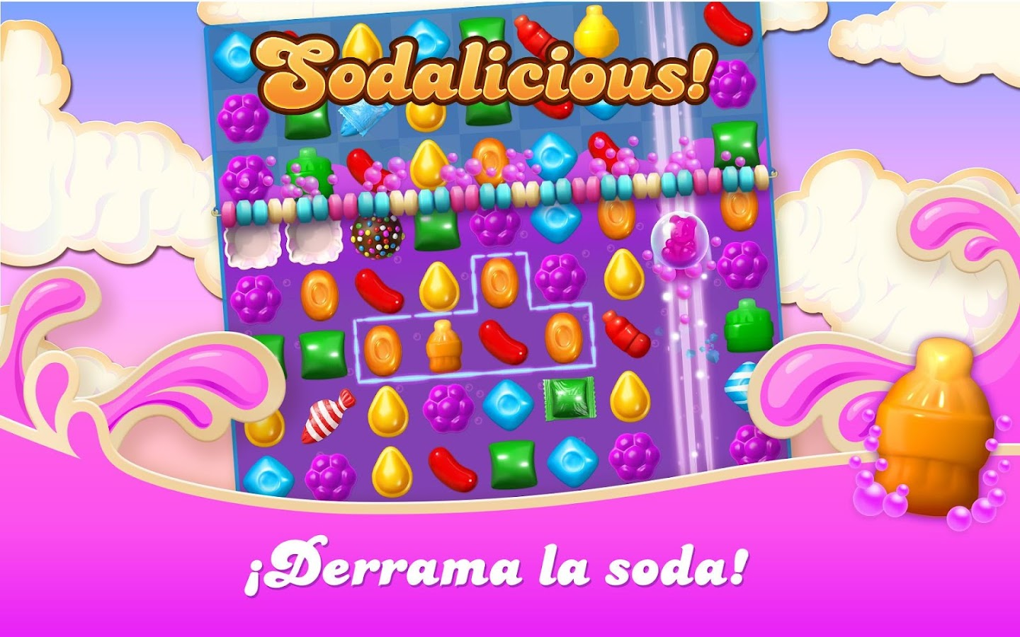 how to play candy crush saga 611