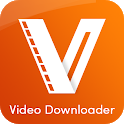 X.X. Video Downloader 2021 : Free Video Downloader icon