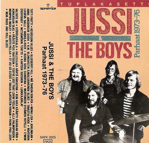 Parhaat 1973-76 (c-kasetti)