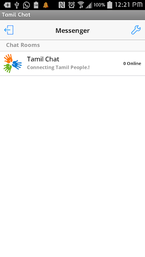chat with tamil people