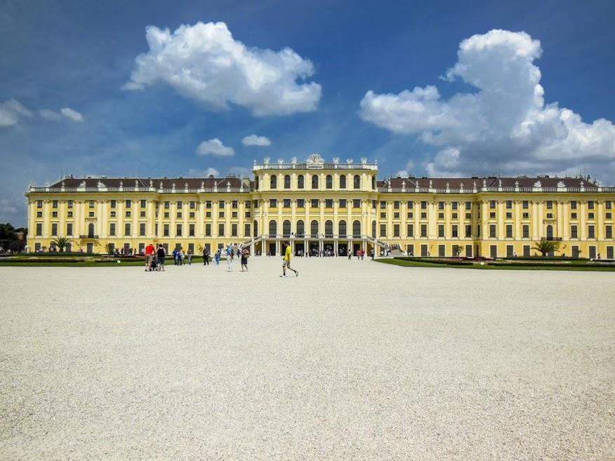 Palacio Schönbrunn.