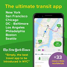 Citymapper - the ultimate urban transit appのおすすめ画像1