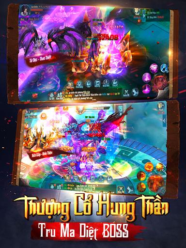 Thiu00ean Ma Quyu1ebft - Tuyu1ec7t Phu1ea9m Tiu00ean Hiu1ec7p Vu1ea1n Ngu01b0u1eddi Mu00ea apktram screenshots 8