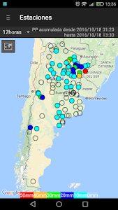 SEPA Precipitaciones screenshot 7