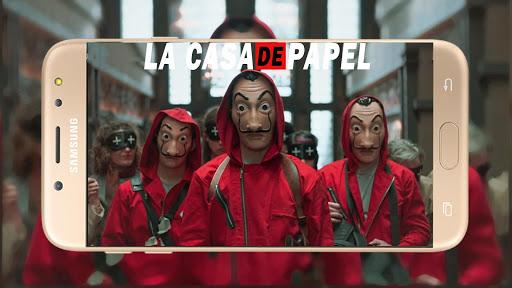 La casa De Papel HD Wallpaper: Best 4k Picture 1.0 screenshots 2