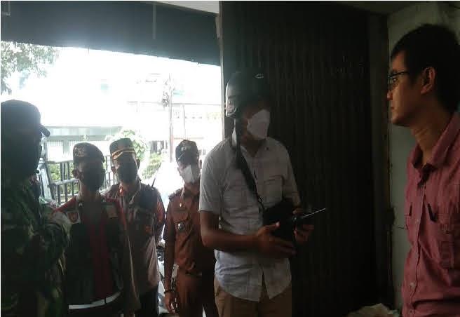 Hari Ke 4 Penindakan PPKM Darurat Kota Medan