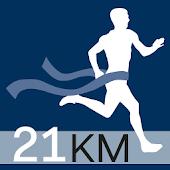RW Halbmarathon in 100 Tagen